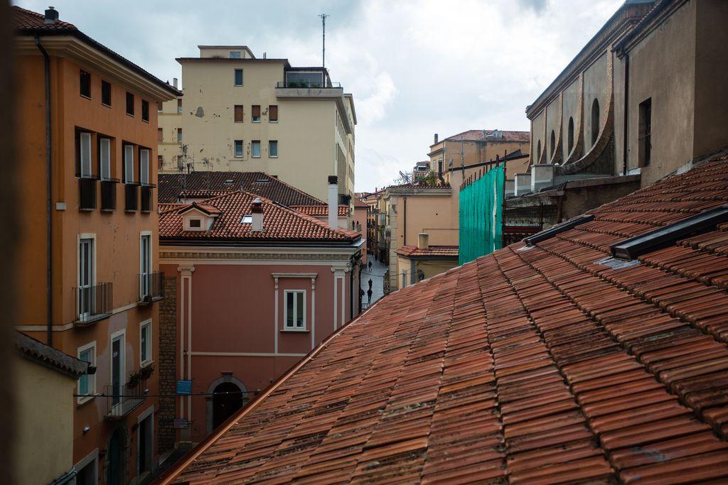 panorama tetti